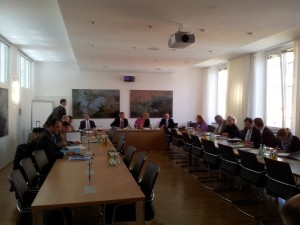 Verfassungsausschuss des Bayrischen Landtags